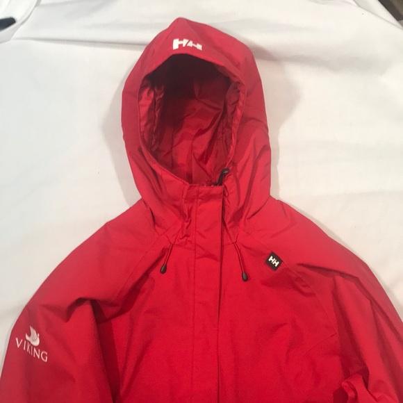 przejść do trybu online zasznurować San Francisco Helly Hanson rain jacket